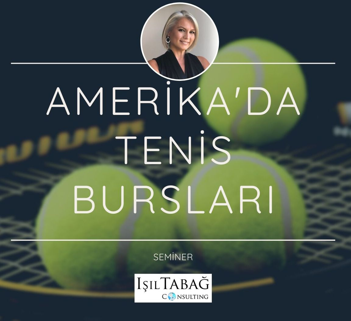 Tenis Bursları Tennis Scholarships Isil Tabag